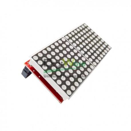 Raspberry Pi 3 LED Dot Matrix LED Display Module