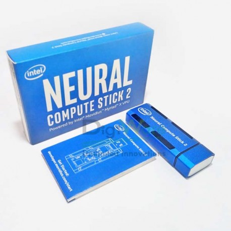Intel Neural Compute Stick 2 - Artificial Intelligent | DigiWare