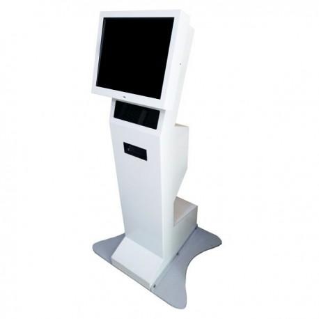 "i1 KiosK - Touch Screen Monitor 17"""