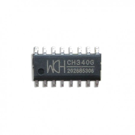 CH340G USB to Serial TTL IC
