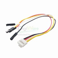 Grove - 4 pin Female jumper to Grove 4 pin Conversion Cable 20cm