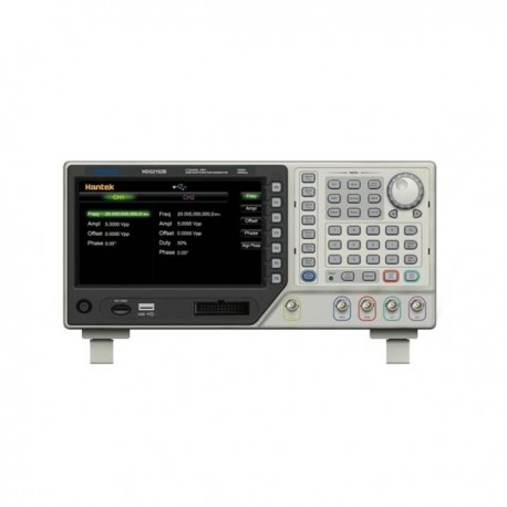 Function / Arbitrary Waveform Generator Hantek HDG2102B, 100MHz, 2 Channel, 16 Channel Digital Output