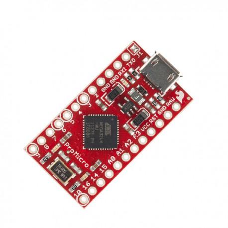 Pro Micro ATMEGA32U4 - 5V/16MHz