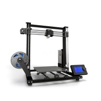 3D Printer Anet A8 Plus Full Metal Aluminium Black (Full Assembled)