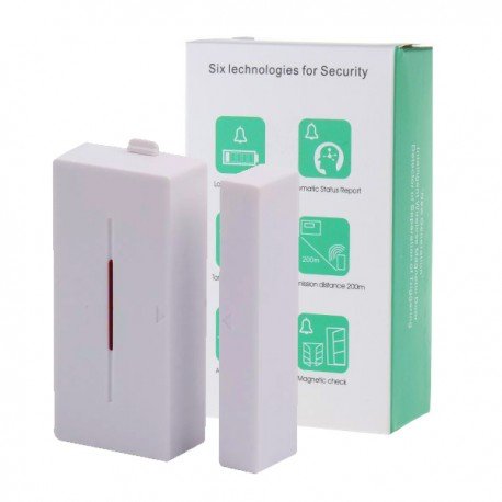 Sonoff DW1 433MHz RF Door Window Alarm Sensor