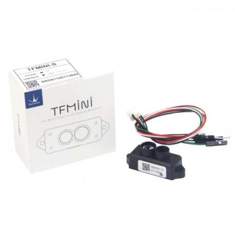 TFmini-S LiDAR Module (Short-range distance sensor)