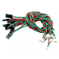 Analog Sensor Cable for Arduino (10 Pack)