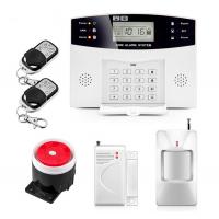 Home Security GSM Alarm Systems Kit 433MHz (EU Plug)