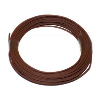 PCL Filament Low Temperature 1.75 mm Lenght 5m/roll (Brown)