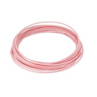 PCL Filament Low Temperature 1.75mm Lenght 5m/roll (Pink)