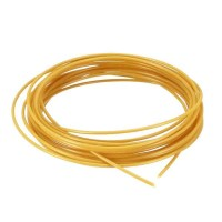 PCL Filament Low Temperature 1.75mm Lenght 5m/roll ( Gold)