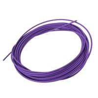 PCL Filament Low Temperature 1.75mm Lenght 5m/roll ( Violet)