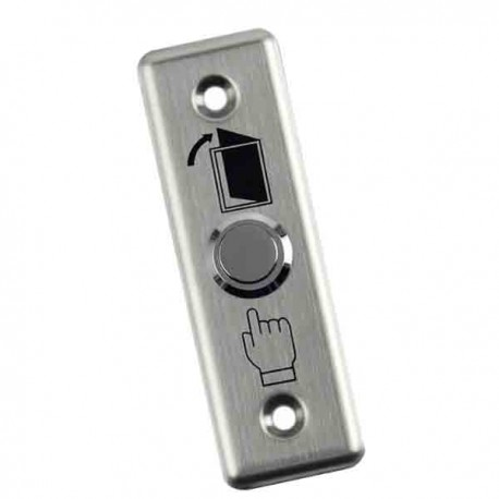 Stainless Steel Door Exit Button 3 for Access Control