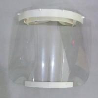 Face Shield / Pelindung Wajah Anak White