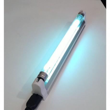 Lampu UVC Sankyo Denki 6W T5 Steril Germicidal Komplit Set