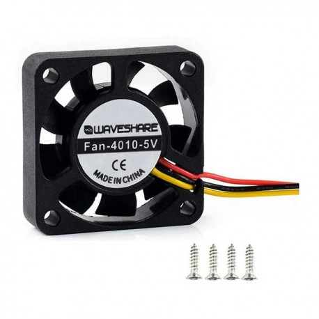 Dedicated Cooling Fan for Jetson Nano 5V 3PIN Reverse proof
