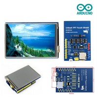 Arduino 3.5 inch Touch LCD Shield
