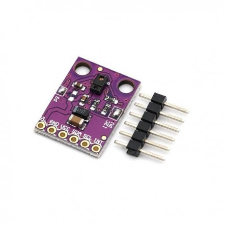 GY-9960 Digital Environment Gesture RGB Sensor APDS-9960 Module