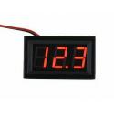 """Digital Voltmeter DC 4.5-30V 0.56"""" with Frame"""