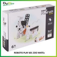 ROBOTIS PLAY 601 ZOO MATEs Robot Mainan Edukasi