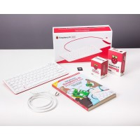 Raspberry Pi 400 Personal Computer Kit US Version
