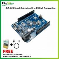 DT-AVR Uno R3 Arduino Uno R3 Full Compatible