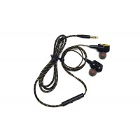 Headset Headphone Stereo Bass Earphone Microphone