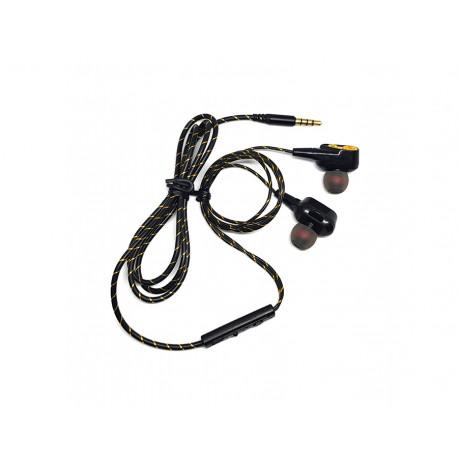Headset Headphone Stereo Bass Earphone Microphone