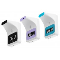 K3 Infrared Thermometer Non Contact Termometer Digital Mini HZK