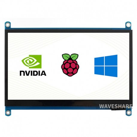 Raspberry Pi Jetson Nano PC Game Console LCD Touch Screen 7 inch 1024×600 HDMI IPS Capacitive