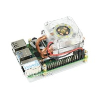 Low Profile ICE Tower Cooling Fan for Raspberry Pi