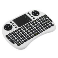 Mini 2.4G Multi-functional Wireless Keyboard for Raspberry Pi White