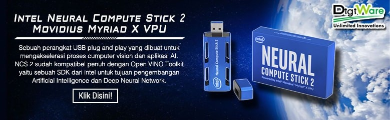 Intel Neural Compute Stick 2