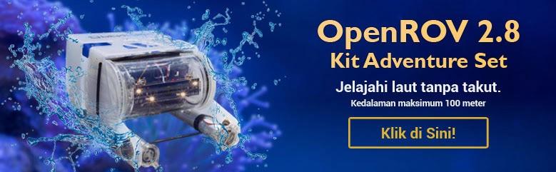 OpenROV 2.8 Kit Adventure Set