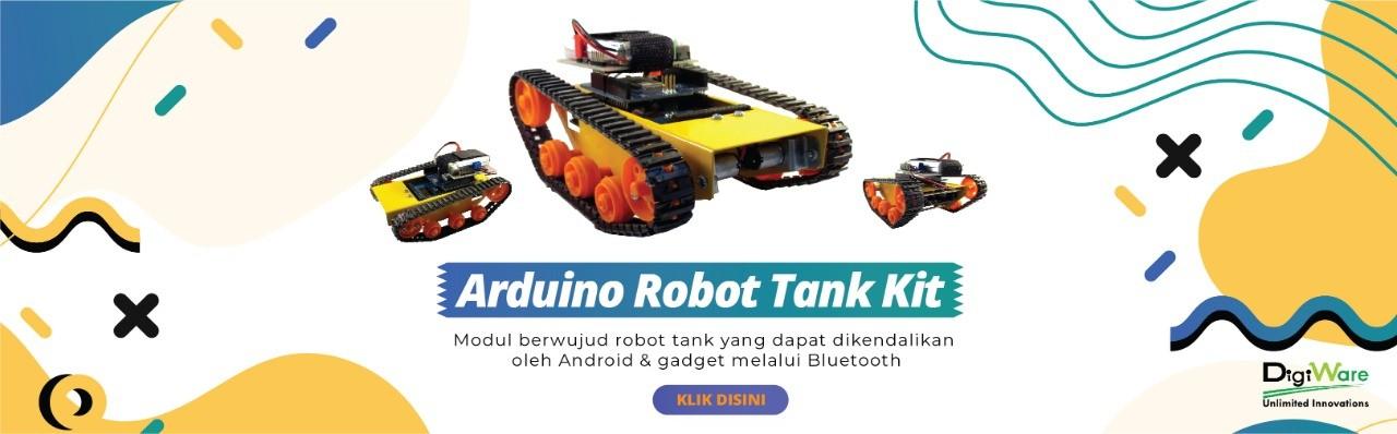 Arduino Robot Tank Kit