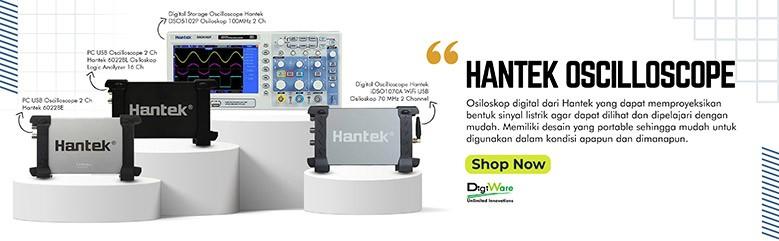 Banner Hantek Osiloskop