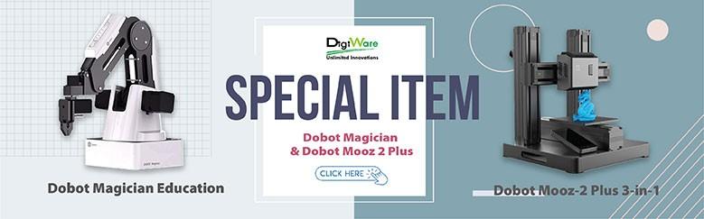 Dobot Magician & Dobot Mooz