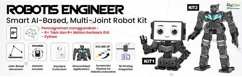 Banner Robotis Engineer
